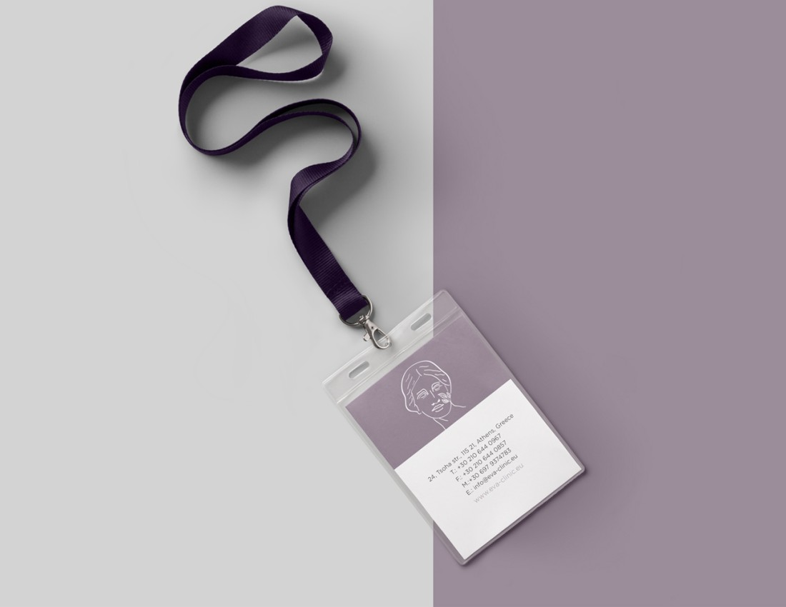 Eva Clinic Brand Identity