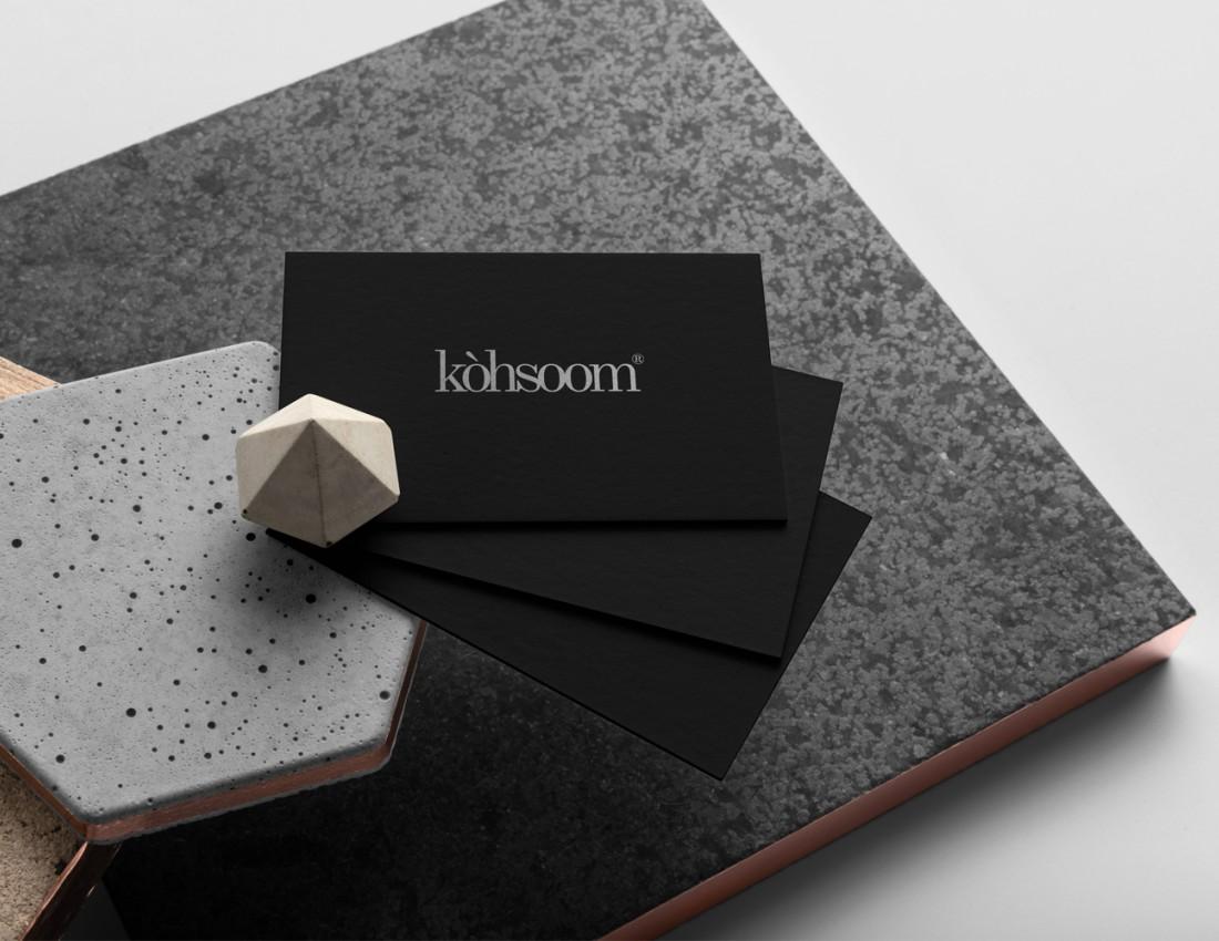 Kohsoom  Design Corporate Identity