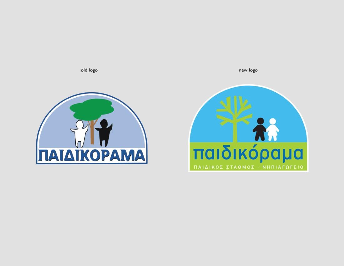 Paidikorama Logo