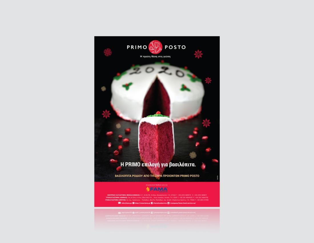 Primo Posto Ad Design