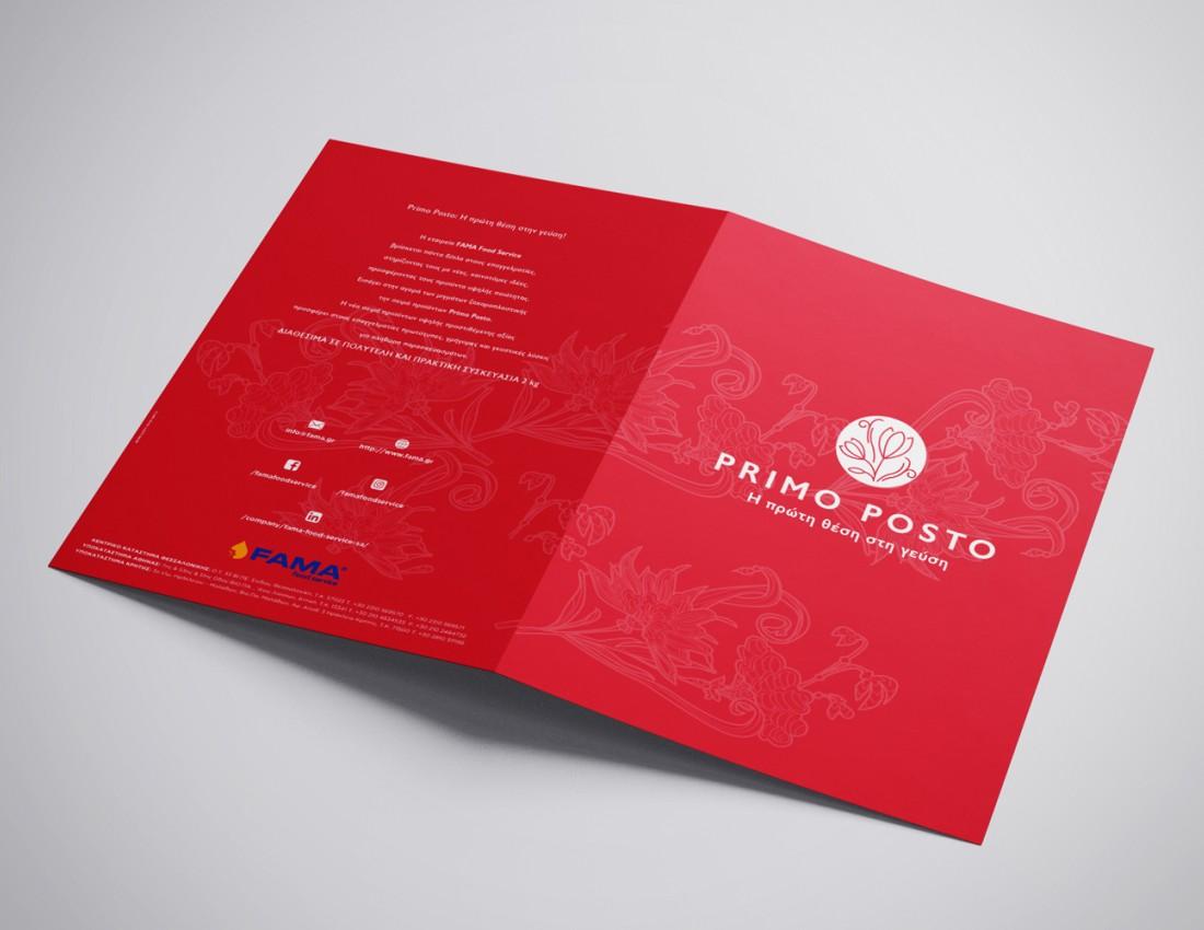 Primo Posto Catalogue
