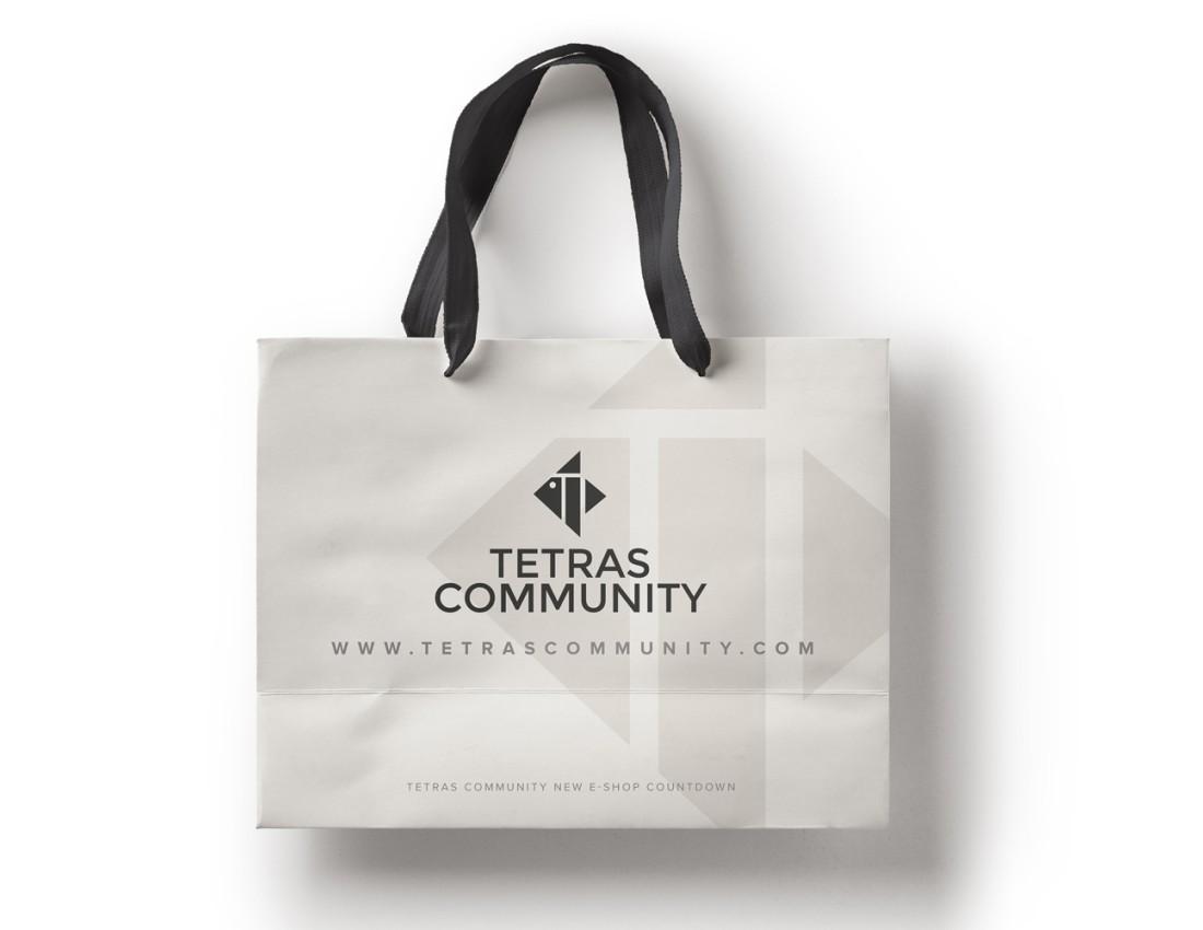 Tetras Community Brand Identity