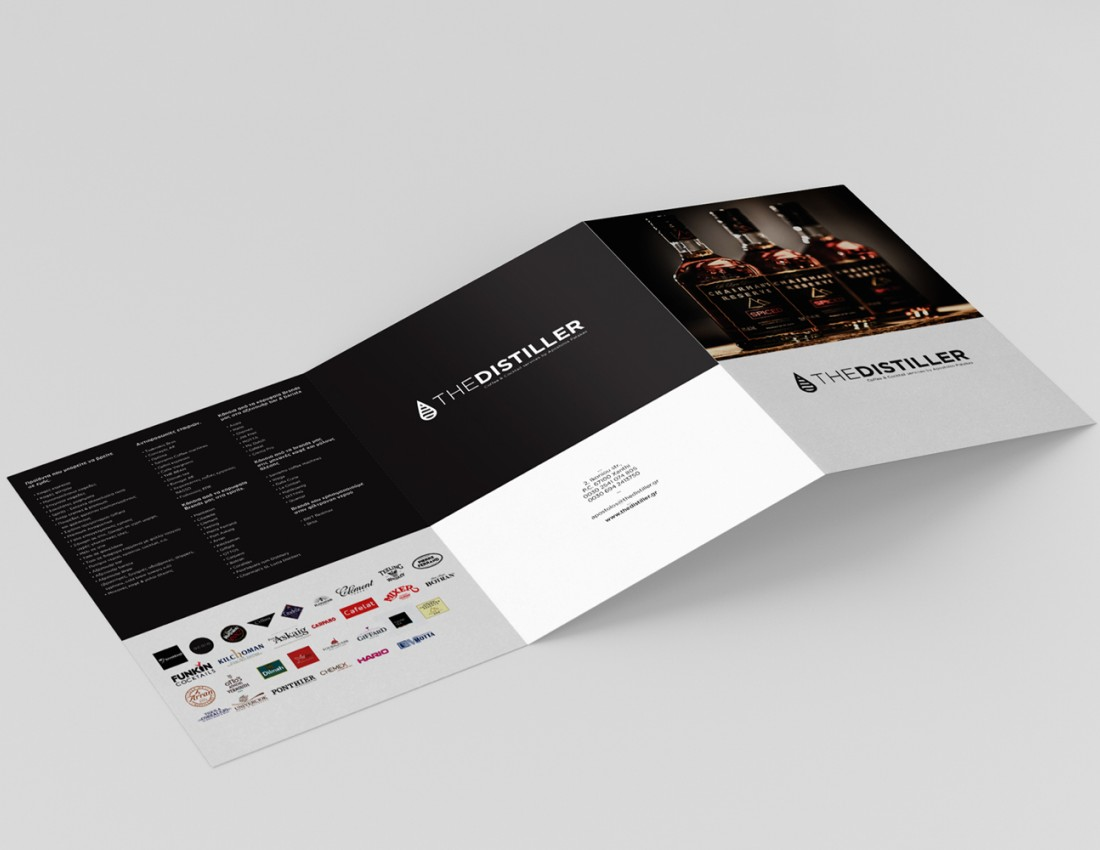 The Distiller Brochure