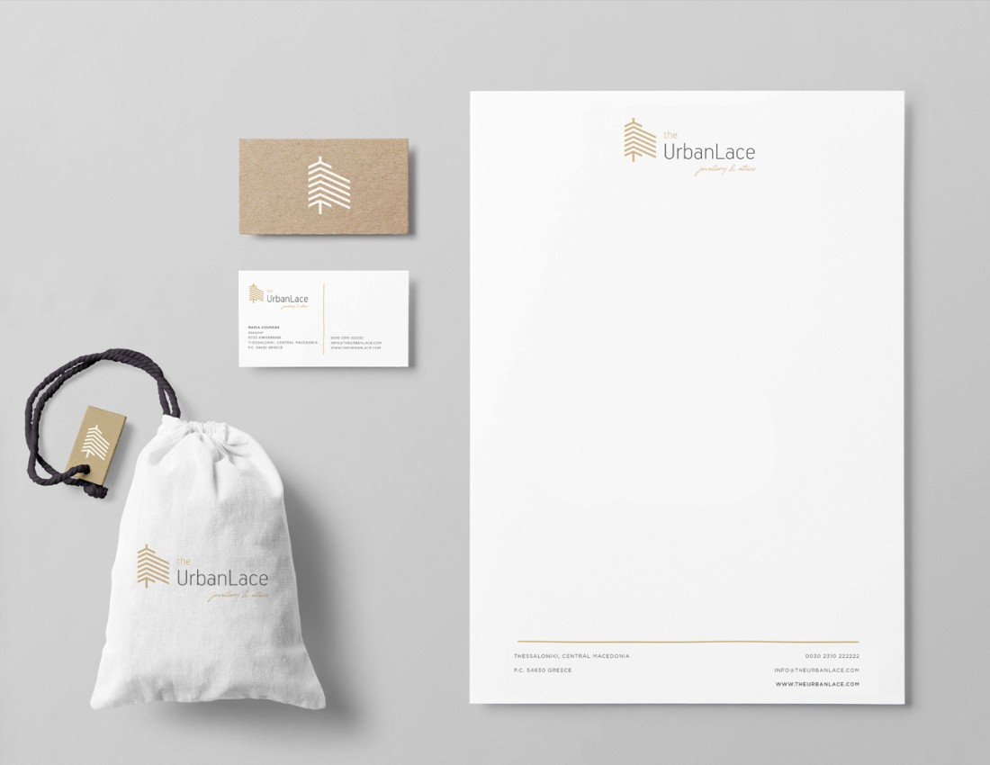 The UrbanLace Corporate Identity